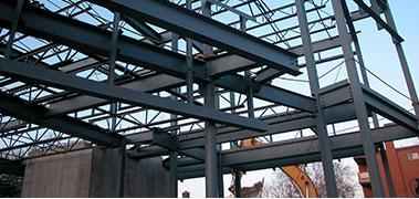 Công nghệ sàn nhẹ dùng cho nhà kết cấu thép cao tầng